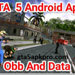 Gta 5 Android APK + Obb Data 0.2.1 Highly Compressed File Free Download