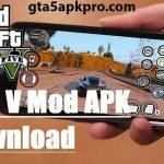 GTA 5 MOD APK + DATA [Unlimited Money] Free Full Android